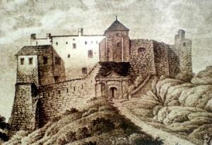 Hrad Gýmes